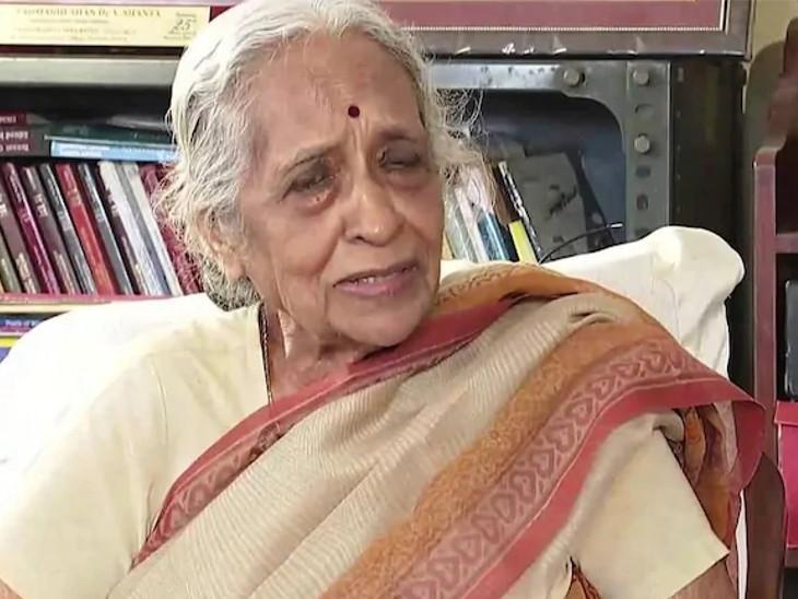 વિખ્યાત કેન્સર ડૉક્ટર વી. શાંતાનું અવસાન ઈન્ડિયા,National - Divya Bhaskar