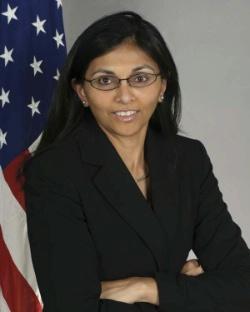 બાઈડનના કાર્યકાળમાં ભારત-અમેરિકાના સંબંધમાં વધુ મજબૂતાઈ આવશેઃનિશા બિસ્વાલ.