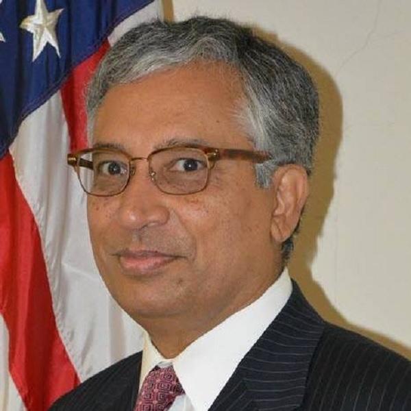 અમેરિકામાં વસેલા મોટા ભાગના ભારતીયોનું માનવું હતું કે બાઈડન જ અમેરિકાને એક કરી શકે છેઃ શેખર નરસિમ્હન .