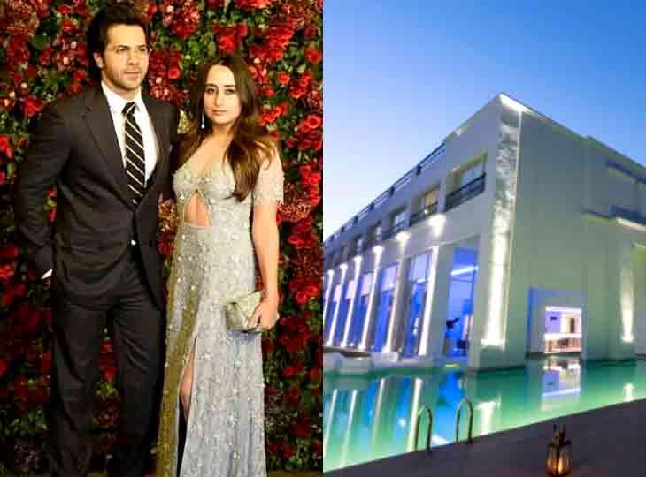 ધ મેન્શન હાઉસમાં વરુણ ધવનના લગ્ન, એક રાતનું ભાડું ચાર લાખ રૂપિયા, બીચ રિસોર્ટની લૅવિશ તસવીરો|બોલિવૂડ,Bollywood - Divya Bhaskar