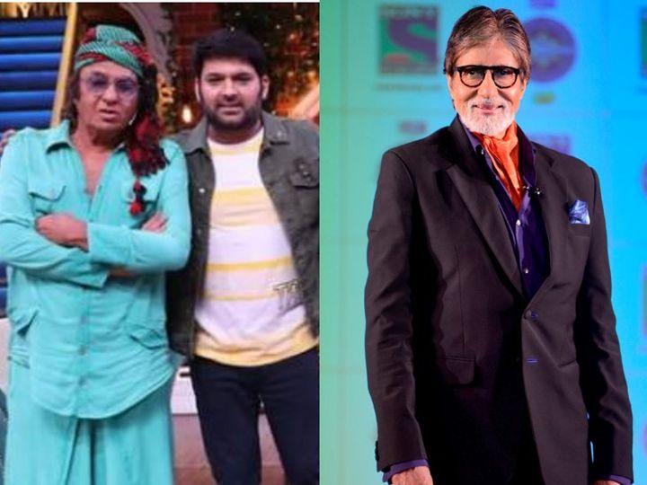 રણજીતે શોમાં કહ્યું, 'અમિતાભ બચ્ચન અનિદ્રાથી પીડાય છે, ઘરે નહીં પણ સ્ટૂડિયોમાં સૂઈ જાય છે'|ટીવી,TV - Divya Bhaskar