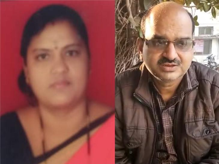 ચાલુ ટ્રેનમાં છાતીમાં દુખાવા બાદ સુરતમાં સમયસર સારવાર ન મળતા વાપીની મહિલાનું મોત, ડોક્ટરને બોલાવોની બૂમો પાડતી મહિલાનો પતિની નજર સામે જ જીવ ગયો|સુરત,Surat - Divya Bhaskar
