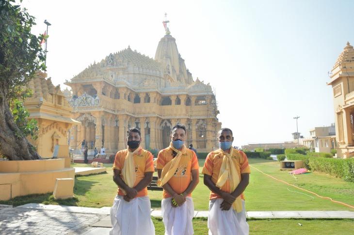 વડાપ્રધાન મોદી સોમનાથ ટ્રસ્ટના ચેરમેન બનતા ગુજરાત સાઇકલિંગ ક્લબ દ્વારા અમદાવાદથી સોમનાથ સુધી સાઇકલ યાત્રા|જુનાગઢ,Junagadh - Divya Bhaskar
