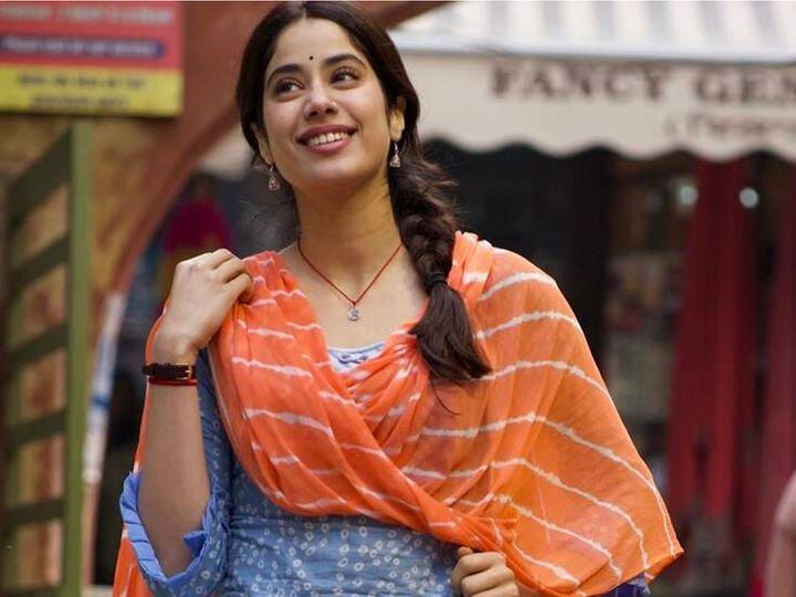 ખેડૂતોએ ફરી એકવાર પંજાબમાં જાન્હવી કપૂરની ફિલ્મનું શૂટિંગ અટકાવ્યું, કહ્યું- 'બોલિવૂડ સ્ટાર્સ અમારા સમર્થનમાં આવે'|બોલિવૂડ,Bollywood - Divya Bhaskar