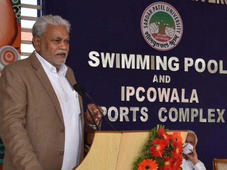 આણંદ જિલ્લાને ઓલમ્પિક કક્ષાનો સ્વિમિંગ પુલ પ્રાપ્ત થયો આણંદ,Anand - Divya Bhaskar