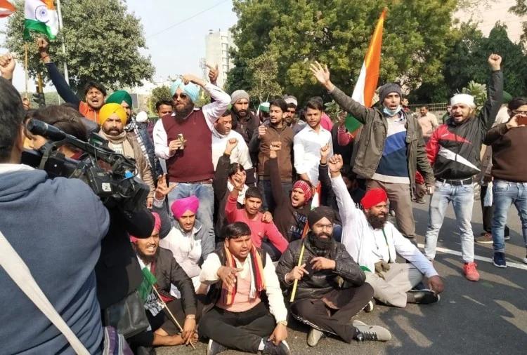 દિલ્હીમાં ઉગ્ર આંદોલન માટે જવાબદાર કોણ, હવે ખેડૂત નેતાઓએ પણ હાથ ખંખેર્યાં|ઈન્ડિયા,National - Divya Bhaskar