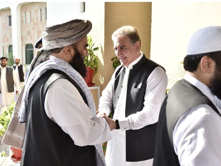 તાલિબાન પાકિસ્તાને અલ કાયદા સાથે હાથ મિલાવ્યો, અફઘાનિસ્તાનમાં ખતરો વધશે વર્લ્ડ,International - Divya Bhaskar