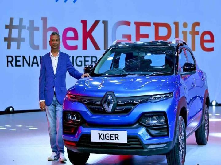રેનોએ તેની સૌથી સસ્તી અને પાવરફુલ SUV કાઇગર શોકેસ કરી, ₹6થી ₹8 લાખ વચ્ચે લોન્ચ થવાની શક્યતા ઓટોમોબાઈલ,Automobile - Divya Bhaskar