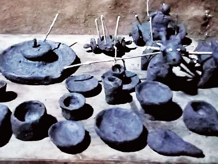 કુકરમુંડા પ્રા.શાળાની કૃતિ રાજ્યના રમકડાં મેળામાં પસંદ|બારડોલી,Bardoli - Divya Bhaskar