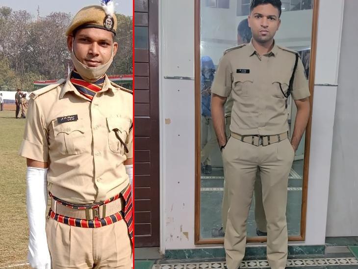 હોમગાર્ડ તરીકે ફરજ બજાવતા સુરતના બે યુવકોની ITBP અને BSFમાં પસંદગી|સુરત,Surat - Divya Bhaskar