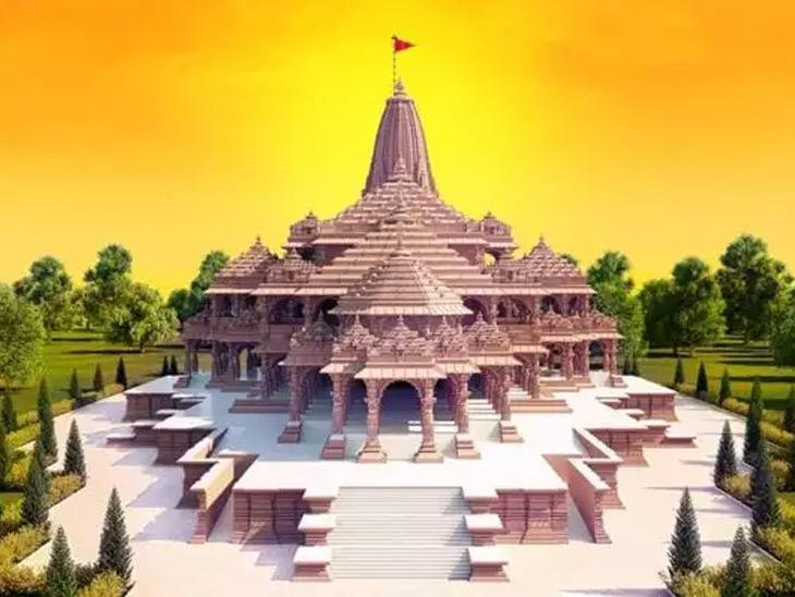 રામ મંદિર માટે ટ્રસ્ટને અત્યાર સુધી 500 કરોડનું દાન|ઈન્ડિયા,National - Divya Bhaskar