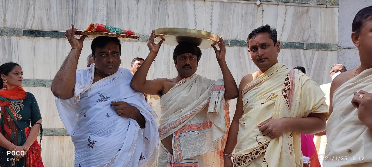પાટડી જૈન દેરાસરની 16મી વર્ષગાંઠની દબદબાભેર ઉજવણી