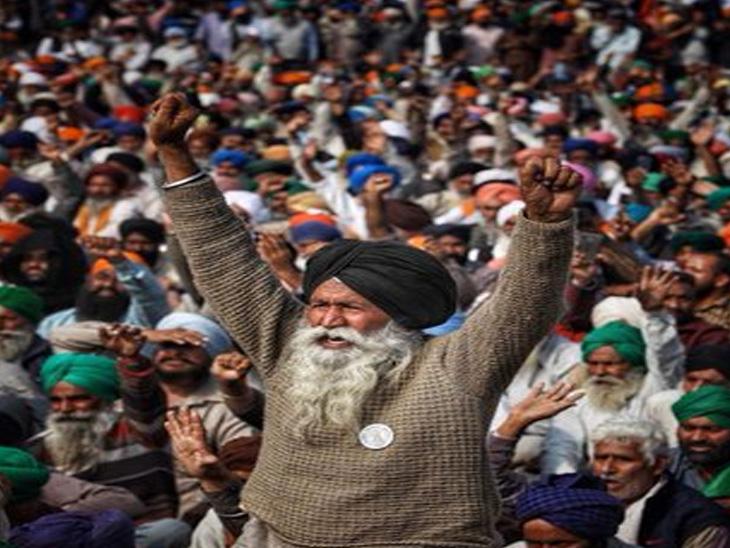 કૃષિ કાયદાઓ વિરુદ્ધ દિલ્હીની સરહદો પર ગત 26 નવેમ્બરથી ખેડૂતો દેખાવો કરી રહ્યા છે. જ્યારે 26 જાન્યુઆરીએ ગણતંત્ર દિવસે ખેડૂતોની ટ્રેક્ટર રેલી દરમિયાન દિલ્હીમાં હિંસા પણ થઈ હતી.