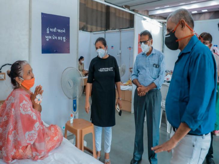 દક્ષિણ ગુજરાતની તમામ હોસ્પિટલ અને CHC-PHCથી લઈ વડોદરા-અમદાવાદ આ કામગીરી કરી છે.
