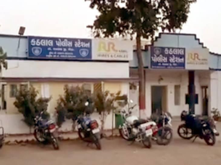 નડિયાદમાં કઠલાલના હલધરવાસ ચોકડી પાસે બે રેડીમેડ કપડાની દુકાનમાં તસ્કરોએ હાથફેરો કર્યો, કુલ રૂ 1.60લાખનો મુદ્દામાલ ચોરી નડિયાદ,Nadiad - Divya Bhaskar
