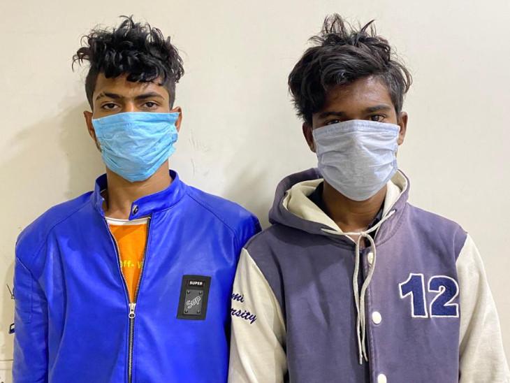 ગુજરાત ATSએ વડોદરામાં રૂ.16.30 લાખના MD ડ્રગ્સ સાથે MPના બે આરોપીની ધરપકડ કરી, ડ્રગ્સ સપ્લાયર વોન્ટેડ|વડોદરા,Vadodara - Divya Bhaskar