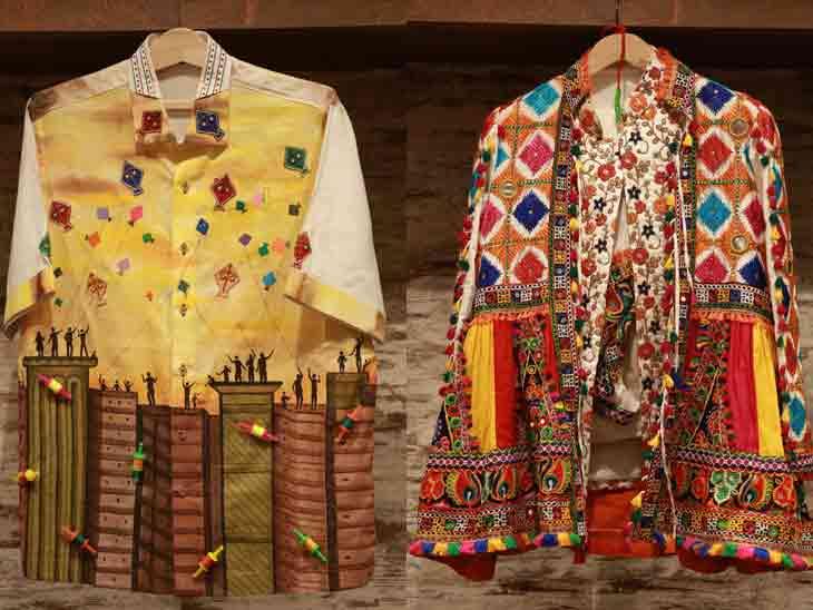 જેઠાલાલે ઉત્તરાયણ તથા નવરાત્રિમાં આ શર્ટ પહેર્યો હતો