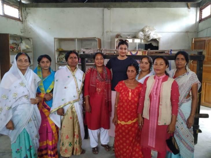 કાકુલ ટીમની સાથે 200થી વધુ મહિલાઓ જોડાઈને ખુદનું ગુજરાન ચલાવી રહી છે.