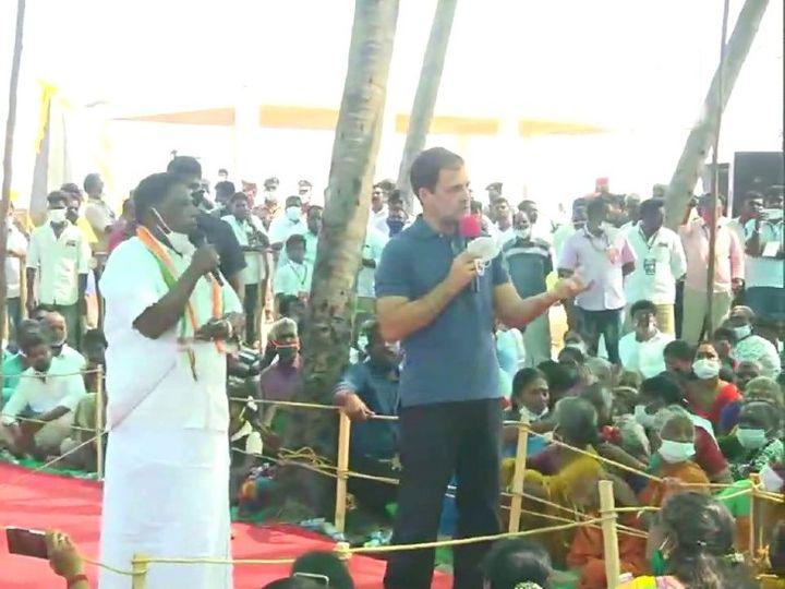 કોંગ્રેસ નેતાએ કહ્યું- માચ્છીમારો માટે દિલ્હીમાં મંત્રાલય હોવું જોઈએ, કેન્દ્રીય મંત્રીએ કહ્યું- તે વર્ષ 2019થી જ છે રાહુલ જી!|ઈન્ડિયા,National - Divya Bhaskar