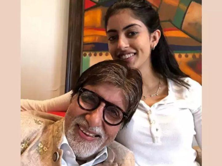 બોલિવૂડમાં પોતાનું કરિયર નહીં બનાવે અમિતાભ બચ્ચનની પૌત્રી નવ્યા, કહ્યું- બિઝનેસ જોઈન કરીને દાદાજીનો વારસો આગળ લઇ જવા ઈચ્છું છું|બોલિવૂડ,Bollywood - Divya Bhaskar