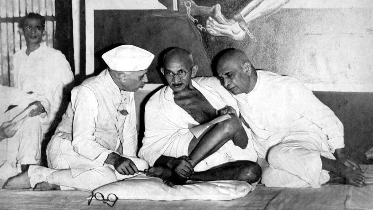 ગાંધીજીના નેતૃત્વમાં પંડિત નેહરુ અને સરદાર પટેલની જોડી કાર્યરત હતી, એટલે જ ચર્ચિલના અલગ 'પ્રિન્સિસ્તાન' બનાવવાના મનસૂબા પાર પડ્યા નહીં અને મજબૂત ભારતનો પાયો નખાયો