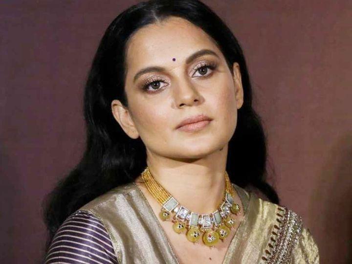 કંગના શરૂઆતથી વિદ્રોહી રહી છે, કહ્યું- 'જ્યારે પિતાએ તમાચો મારવાનો પ્રયાસ કર્યો તો મેં સામે હાથ ઉગામવાની વાત કરી હતી'|બોલિવૂડ,Bollywood - Divya Bhaskar