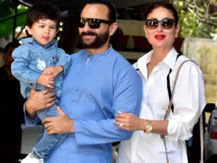 કરીના કપૂર બીજીવાર માતા બની, એક્ટ્રેેસે મુંબઈની બ્રીચ કેન્ડી હોસ્પિટલમાં દીકરાને જન્મ આપ્યો|બોલિવૂડ,Bollywood - Divya Bhaskar