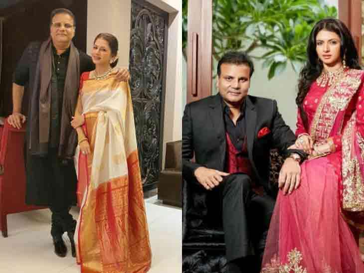 'મૈંને પ્યાર કિયા'માં ભાગ્યશ્રીને સલમાન કરતાં વધુ ફી મળી હતી, ફિલ્મ્સ ફ્લોપ જતાં પરિવારની મરજી વિરુદ્ધ જઈ લગ્ન કર્યાં હતાં|બોલિવૂડ,Bollywood - Divya Bhaskar