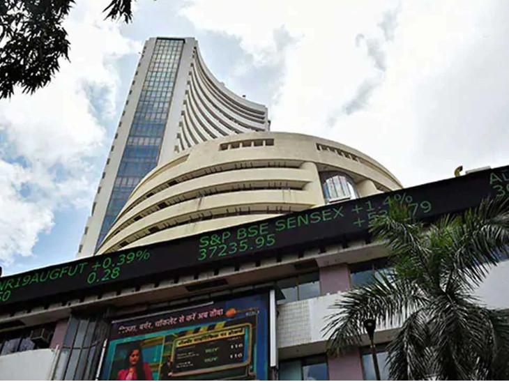 શેરબજાર 7 પોઇન્ટ મામુલી વધી 49,751 પર બંધ; મેટલ, એનર્જીઅને ઈન્ફ્રાસેક્ટરનાશેરોમાંભારે તેજી|બિઝનેસ,Business - Divya Bhaskar