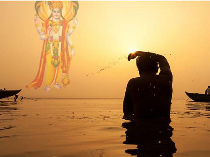 માઘી પૂનમના દિવસે પવિત્ર નદીમાં સ્નાન કરવાથી માધવ પ્રસન્ન થાય છે, ધન, સંતાન અને મોક્ષના આશીર્વાદ આપે છે|ધર્મ,Dharm - Divya Bhaskar