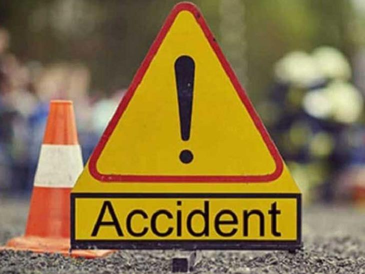 સનાથલ બ્રિજ પર હિટ એન્ડ રન, ટ્રકે બે મિત્રને ઉડાવ્યા, એકનું મોત|અમદાવાદ,Ahmedabad - Divya Bhaskar