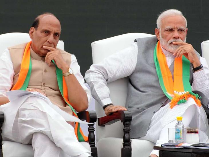PM મોદી 5 અને 6 માર્ચે કેવડિયાના પ્રવાસે, 3થી 6 માર્ચ દરમિયાન સંરક્ષણ મંત્રી રાજનાથસિંહની અધ્યક્ષતામાં ટેન્ટ સિટીમાં રાષ્ટ્રીય ડીજી કોન્ફરન્સ યોજાશે|વડોદરા,Vadodara - Divya Bhaskar