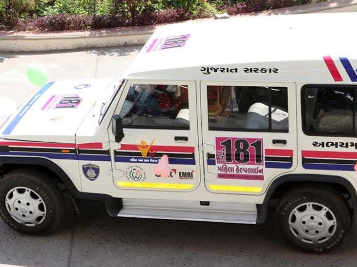 હેલ્પલાઇનની ટીમે યુવતીને મદદ કરવાની અને સુરક્ષાની ખાતરી આપી