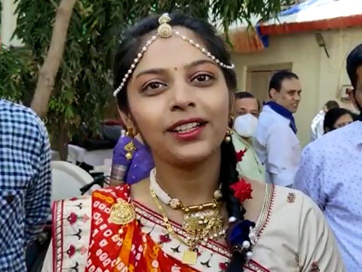 ગોધરાની યુવતી આગામી 3 માર્ચે જૈન ધર્મની દીક્ષા લેવા જઇ રહી છે.