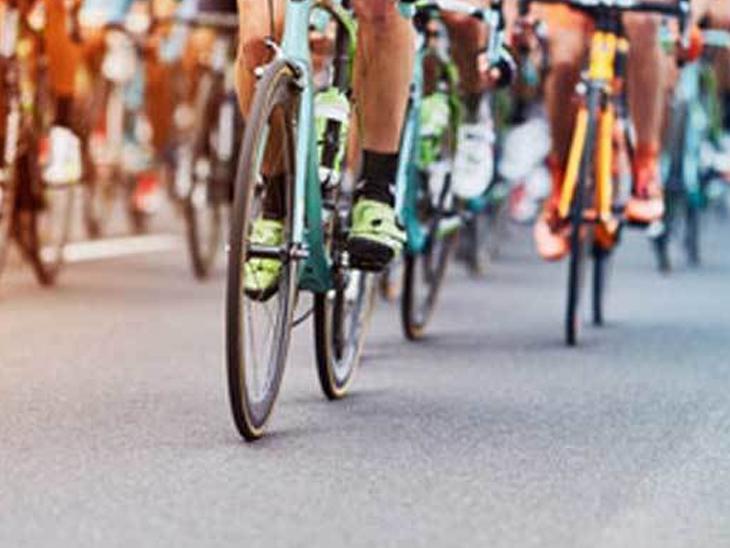 સ્પર્ધકો જેટલા કિલોમીટર સાઇકલ ચલાવશે, સામે તેટલી કિંમતની દવાઓ જરૂરિયાતમંદોને અપાશે રાજકોટ,Rajkot - Divya Bhaskar