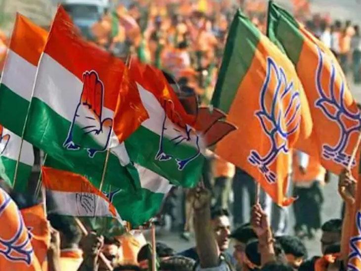 અમદાવાદ જિલ્લા પંચાયતમાં ભાજપની જીત પરંતુ પ્રમુખ કોંગ્રેસ પાર્ટીના બનશે|અમદાવાદ,Ahmedabad - Divya Bhaskar