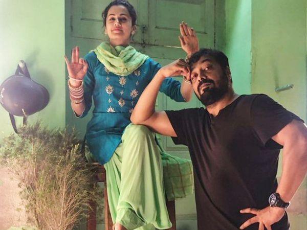 બે રાજ્યના IT અધિકારીઓએ અનુરાગ-તાપસીને ત્યાં દરોડા પાડ્યા; હવે ED પણ રેડ પાડી શકે છે બોલિવૂડ,Bollywood - Divya Bhaskar
