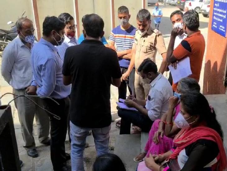 સામુહિક આપઘાત મામલે પોલીસે તપાસ શરૂ કરી