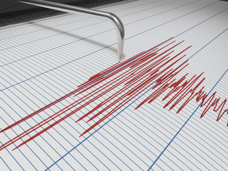 વાગડ બાદ હવે જખૌના દરિયામાં 2.4ની તીવ્રતાના ભૂકંપ, આ પહેલા વાગડમાં આંચકા અનુભવાયા હતા|ભુજ (કચ્છ),Bhuj (Kutch) - Divya Bhaskar