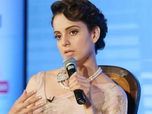 કંગના રનૌત ઇમોશનલ થઈને બોલીઃ 'મેં આ ફિલ્મ માત્રને માત્ર પૈસા માટે કરી હતી, પરંતુ મારું જીવન બદલાઈ ગયું' બોલિવૂડ,Bollywood - Divya Bhaskar