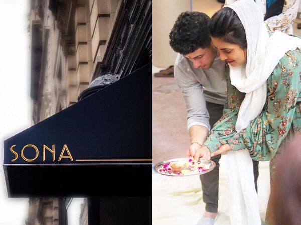 પ્રિયંકા ચોપરાએ ન્યૂ યોર્કમાં ઈન્ડિયન રેસ્ટોરાં 'સોના' શરૂ કરી, સો.મીડિયામાં પોસ્ટ શૅર કરીને માહિતી આપી બોલિવૂડ,Bollywood - Divya Bhaskar