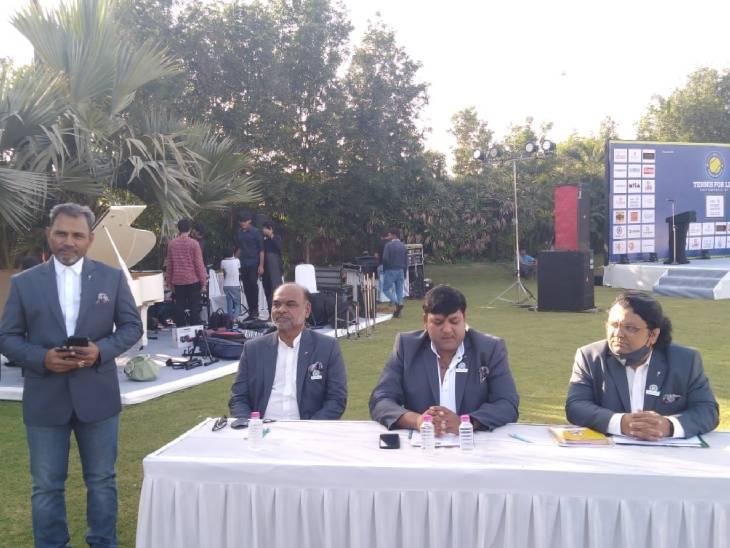 અમદાવાદમાં 12મી માર્ચથી 28 માર્ચ સુધી ટેનિસ ટુર્નામેન્ટ યોજાશે, જેમાં 18 ટીમો ભાગ લેશે|અમદાવાદ,Ahmedabad - Divya Bhaskar