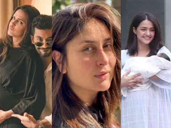ડિલિવરીના 18 દિવસ બાદ કરીના કપૂર કામ પર પરત, આ એક્ટ્રેસિસે પણ ડિલિવરી પછી બ્રેક લીધા વગર કામ કર્યું|બોલિવૂડ,Bollywood - Divya Bhaskar