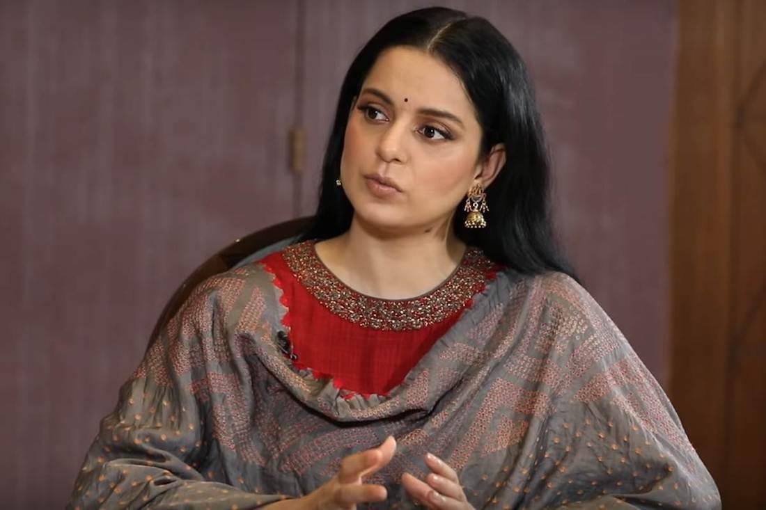 કોપીરાઇટ ઉલ્લંઘન મામલે મુંબઈમાં એક્ટ્રેસ અને રંગોલીચંદેલ સહિત ચાર લોકો સામે કેસ નોંધાયો|બોલિવૂડ,Bollywood - Divya Bhaskar