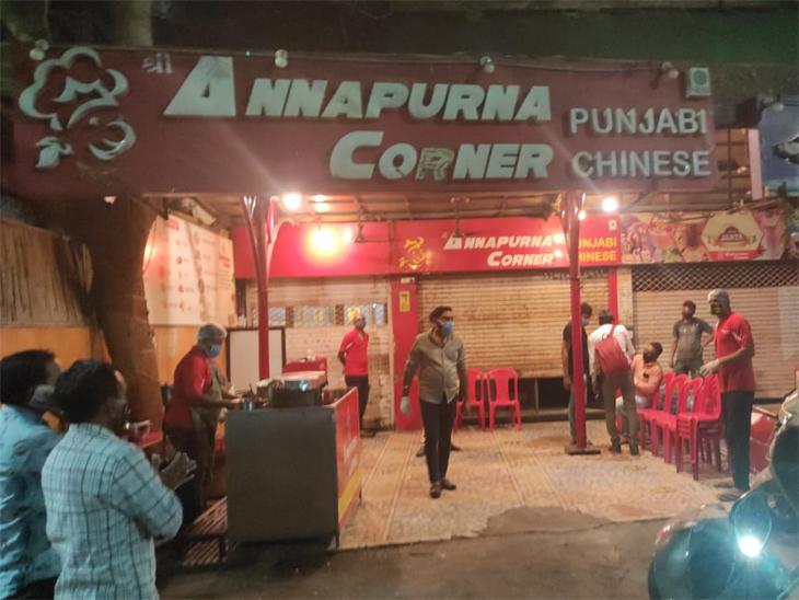 અમદાવાદના 8 વિસ્તારોમાં 10 વાગ્યા પછી હોટલ-રેસ્ટોરન્ટ સહિતના એકમો બંધ, માણેકચોક-રાયપુરની બજારો બંધ|અમદાવાદ,Ahmedabad - Divya Bhaskar