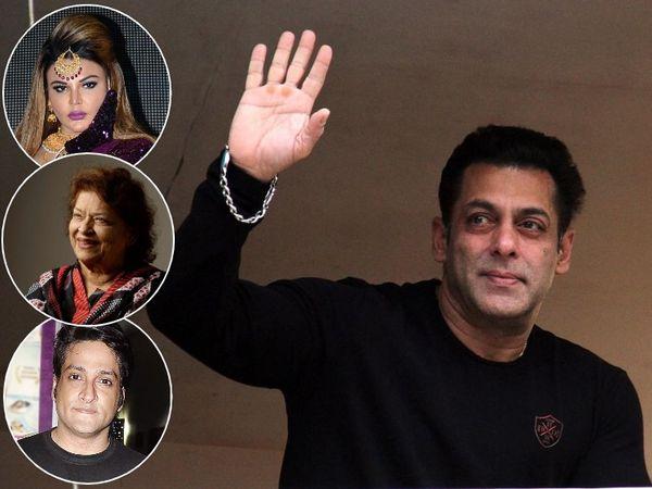 બોલિવૂડના ભાઈજાને રાખી સાવંત પહેલાં ફરાઝ ખાન, કપિલ શર્મા સહિતના સ્ટાર્સની મદદ કરી છે|બોલિવૂડ,Bollywood - Divya Bhaskar