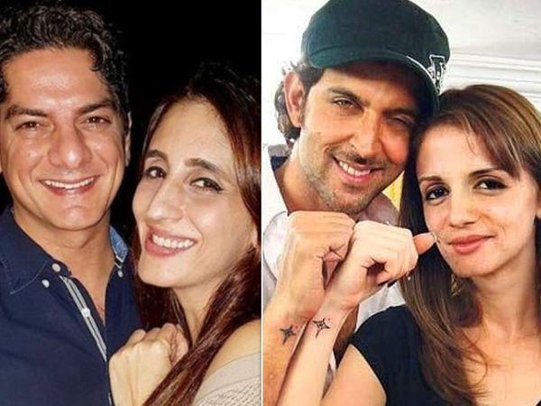 સુઝેન ખાન તથા ફરાહ અલી ખાન પહેલાં આ સેલેબ્સે લગ્નના વર્ષો બાદ ડિવોર્સ લીધા હતા|બોલિવૂડ,Bollywood - Divya Bhaskar