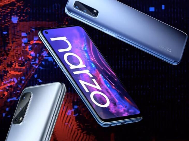 નાર્ઝો 30 સ્માર્ટફોનનાં 4G અને 5G વેરિઅન્ટ લોન્ચ થશે, ટૂંક સમયમાં સ્માર્ટ સ્કેલ પણ લોન્ચ થશે ગેજેટ,Gadgets - Divya Bhaskar