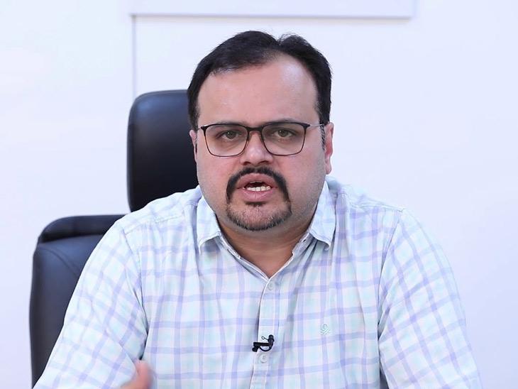 સ્કૂલો ચાલુ રાખવી કે બંધ તે અંગેનો નિર્ણય મુખ્યમંત્રી લેશે : વિનોદ રાવ|અમદાવાદ,Ahmedabad - Divya Bhaskar