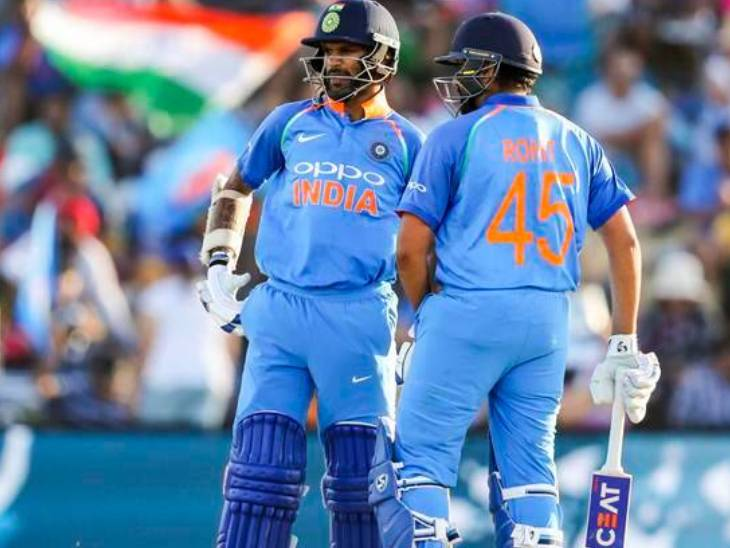 ઈન્ડિયા-ઈંગ્લેન્ડની પ્રથમ વન-ડેમાં રોહિત-ધવનની જોડી ઓપનિંગ કરે તેવી શક્યતા, રાહુલ 5માં ક્રમાંક પર બેટિંગ કરે તેવી ચર્ચાઓ|ક્રિકેટ,Cricket - Divya Bhaskar